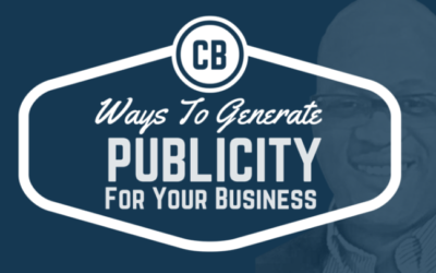 Ways To Generate Online Publicity for Your Business
