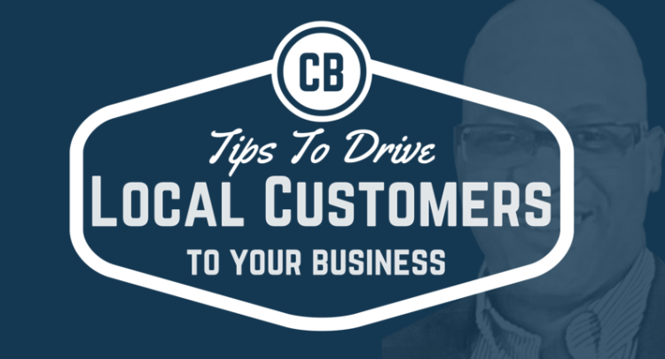 Drive Local Customers to Your Website