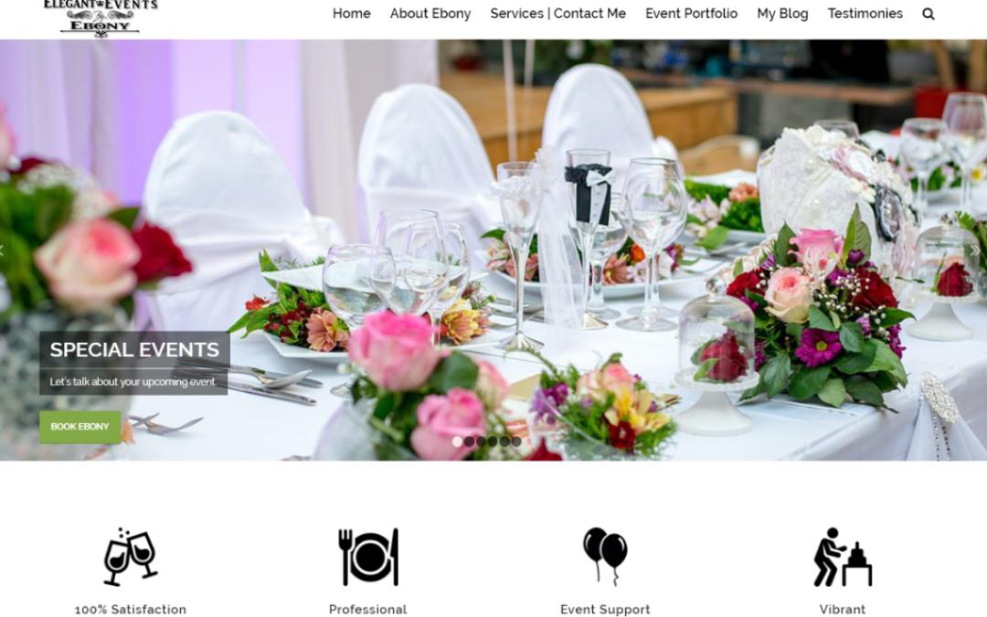 ElegantEventsByEbony | Event Planner