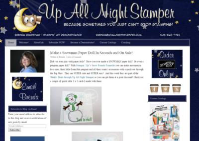 Stampin | Creatice Artist